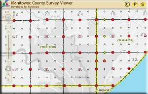 Public Land Survey System Viewer